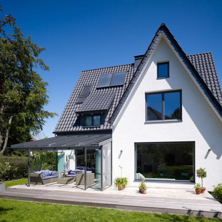 Einfamilienhaus in Bielefeld; Detached House Bielefeld