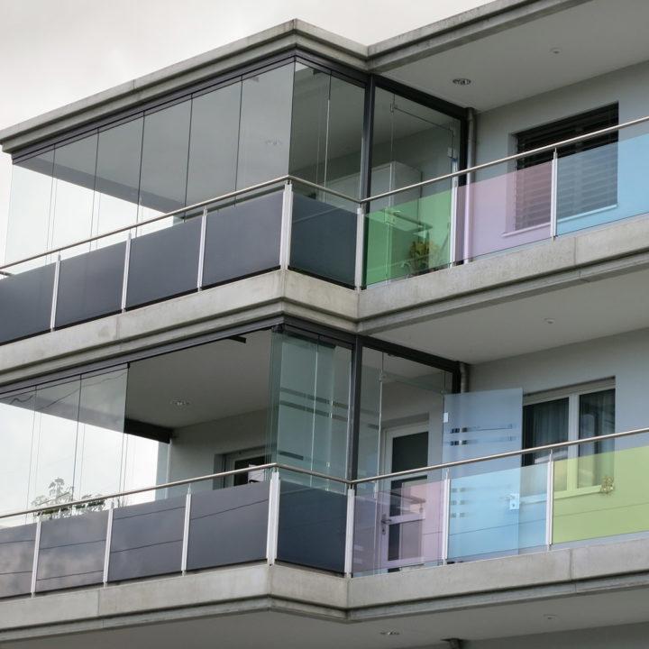Balkonverglasung Freeslide 01
