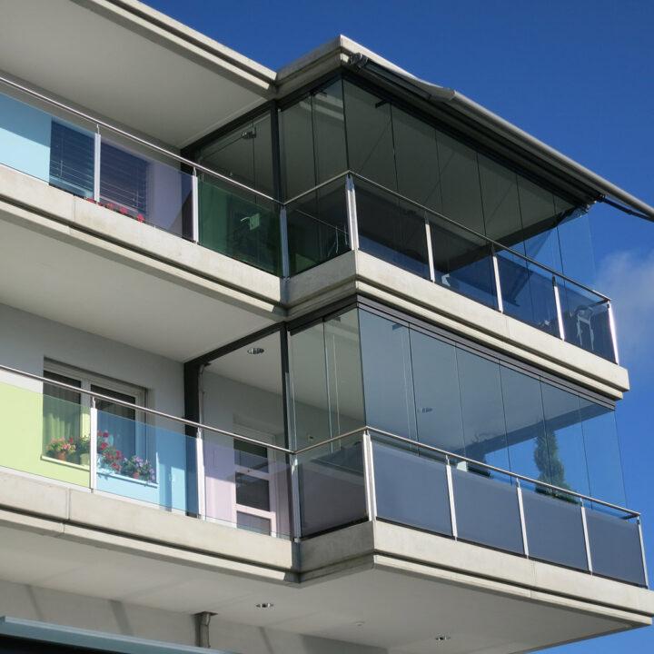 Balkonverglasung Freeslide 02