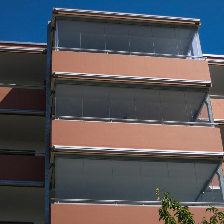 Balkonverglasungen 02