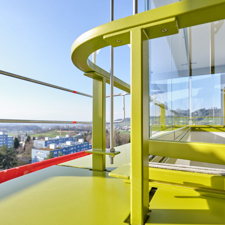 balkonverglasung bern gold