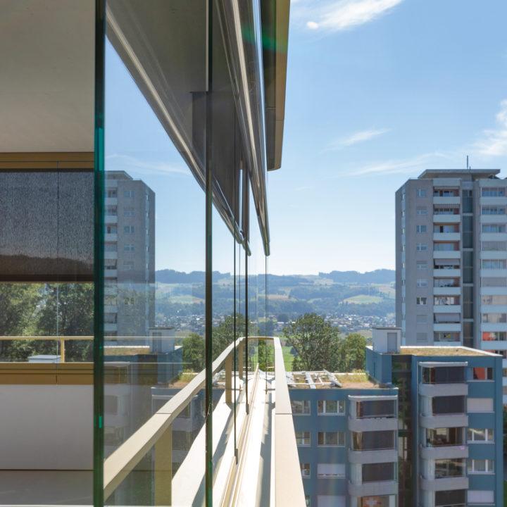 Balkonverglasung 13